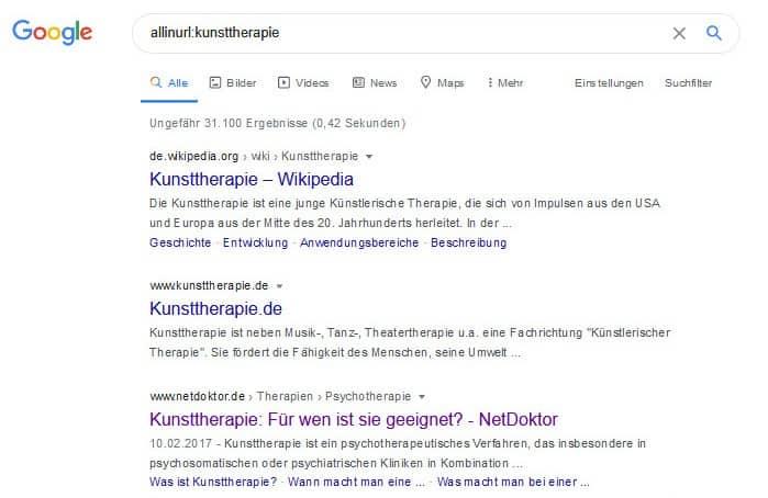 google suchbefehle,google suchoperatoren