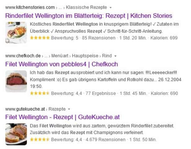 SERP Features,featured snippet
