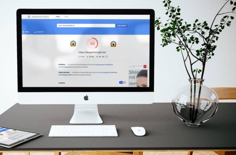 Core Web Vitals Bbild
